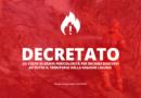 Decretato lo stato di grave pericolosità per gli incendi boschivi