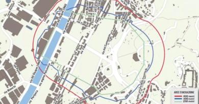 Informazioni per la demolizione delle pile 10 e 11 del Ponte Morandi